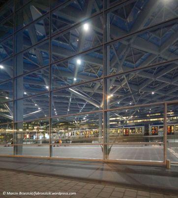 The Hague Central Station / Benthem Crouwel Architects