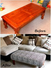 50 Creative DIY Ottoman Ideas | Ultimate Home Ideas