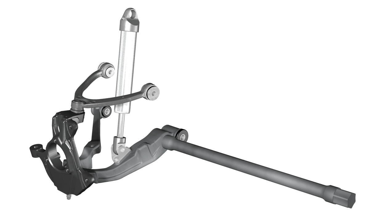 hight resolution of the ride height of the vehicle can be increased by further preloading the torsion bars but there are limitations due to suspension travel cv joint angles