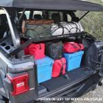 Interior Cargo Rack Fts24211 Fabtech