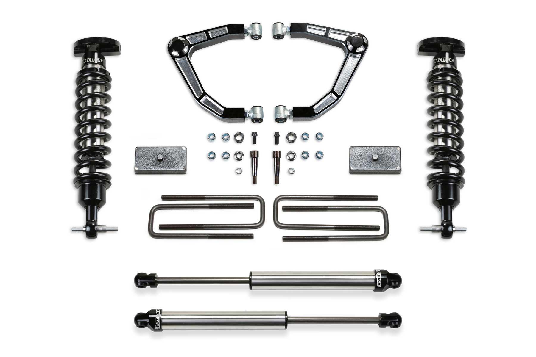 3 5 Aluminum Uniball Uca System W Bushing Rod Ends W