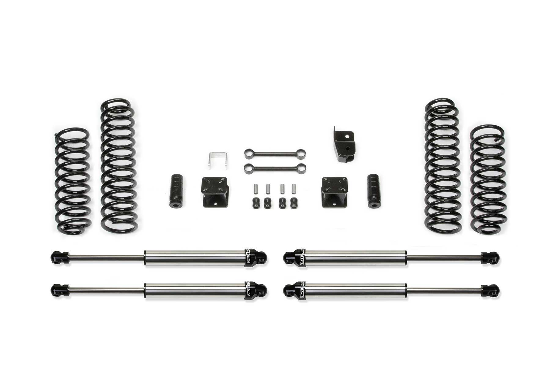 3 Sport System W Dirt Logic 2 25 Shocks