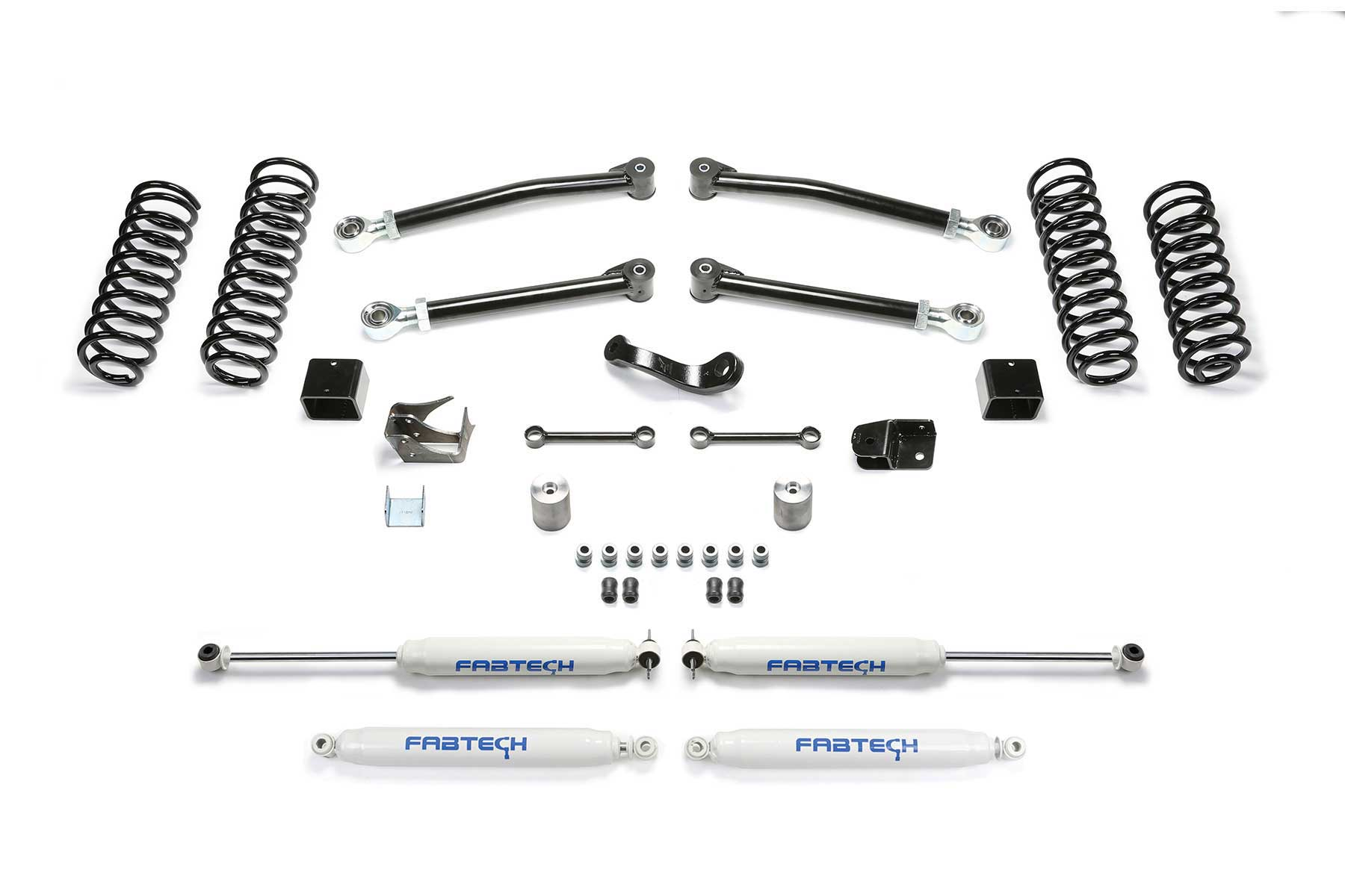 3 Trail System W Performance Shocks