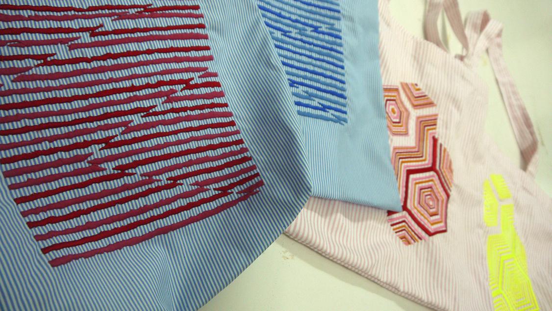 bolsos bordado digital