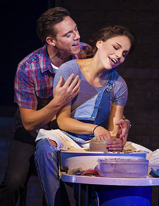 WEST END LEADING LADY JOINS SMASH HIT GHOST – THE MUSICAL 1