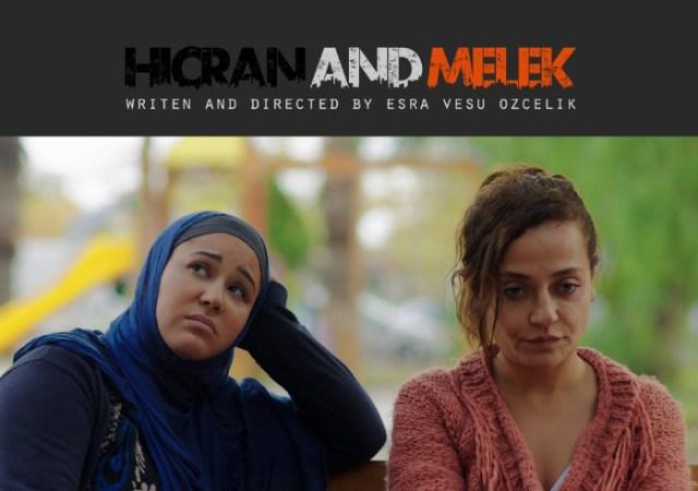 "The Best International Film Award at 2017 ""Hicran and Melek"" 2"