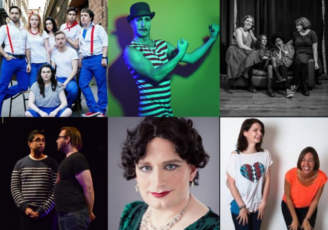 THE FIRST EVER PRIDE IMPROV FESTIVAL IN LONDON! | Zeal 2