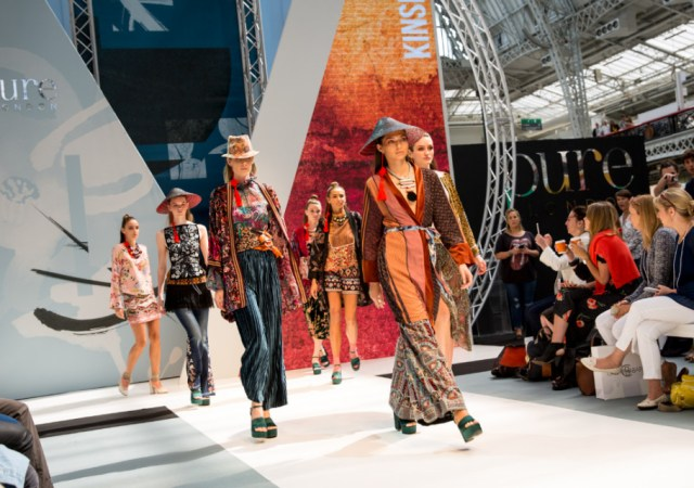 EXPERIENTIAL TREND- LEAD CONTENT AND ORDERS TAKEN AT PURE LONDON 1
