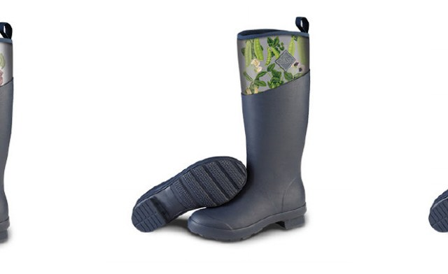 The Original Muck Boot Company partners with The Royal Horticultural Society