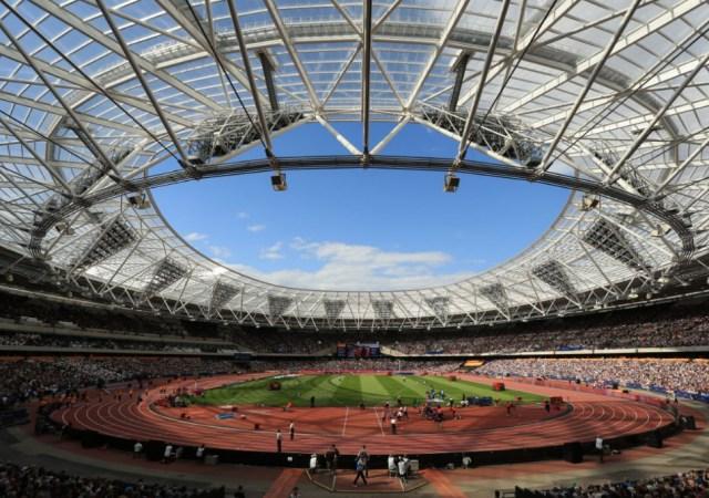 The IAAF World Championships 2