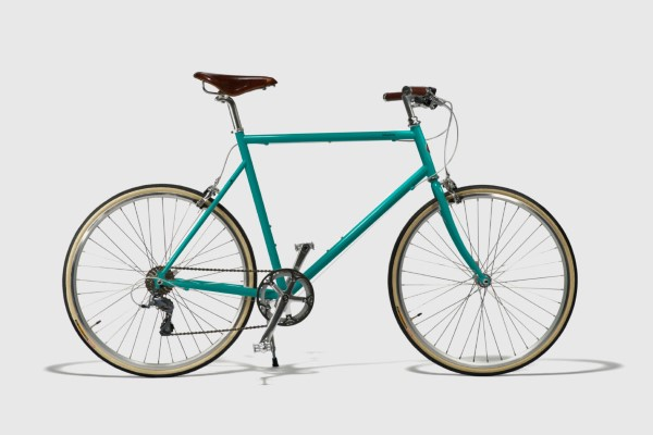 Tokyobike x GF Smith - World's Favourite Colour 2