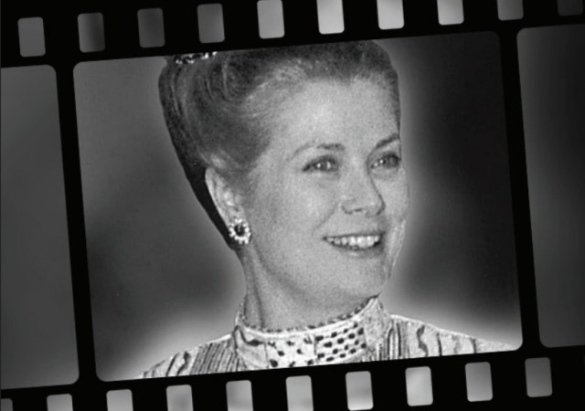 The Princess and the Movie Director Grace Kelly 3
