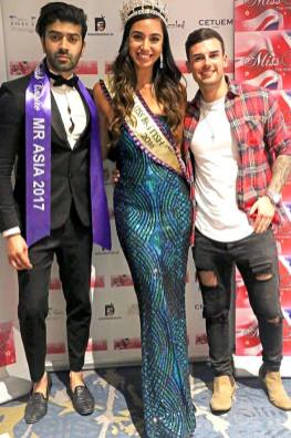 MR ASIA BRITISH EMPIRE 2017 | Danish Wakeel 14