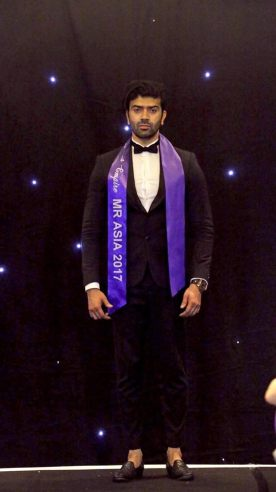 MR ASIA BRITISH EMPIRE 2017 | Danish Wakeel 6