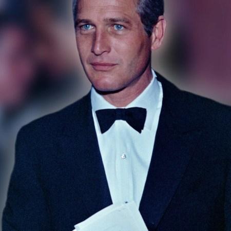Paul Newman Blue eyes and politics 1