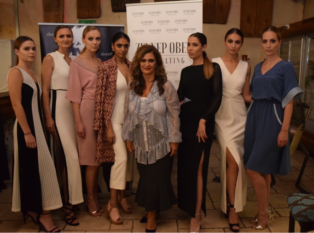 Deerdef SS 2018 Collection and Timeless Collection Show was staged during London Fashion Week 10