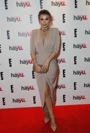 E! CELEBRATED THE KEEPING UP WITH THE KARDASHIANS 10 YEAR ANNIVERSARY IN CHELSEA, LONDON 12