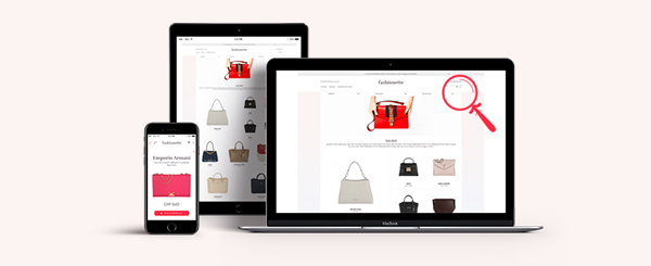 Fashionette re-launches UK online shop with new look design and usability