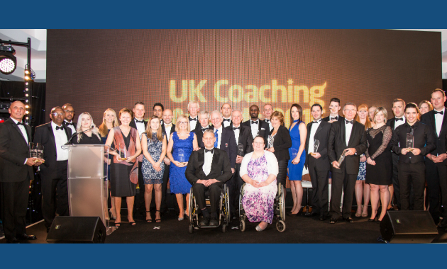 Finalists announced for 20th Anniversary of UK Coaching Awards