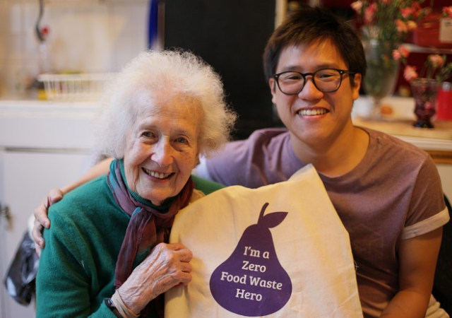 WWII Refugee Lotti Henley's life altering story, inspires chef Jeremy Pang to help feed London
