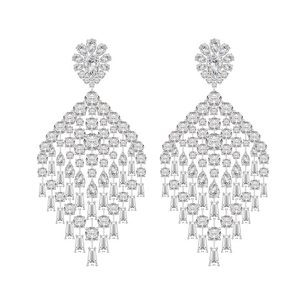 HIGH JEWELLERY IMPRESSOS 'HARAKH' INTRODUCE THEIR SYMBOLISTIC DIAMOND PEACOCK COLLECTION 2