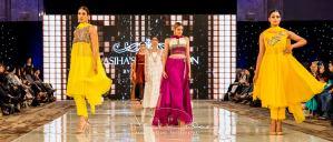 Fasiha S Collection Catwalk At Pakistan Fashion Week London (51)