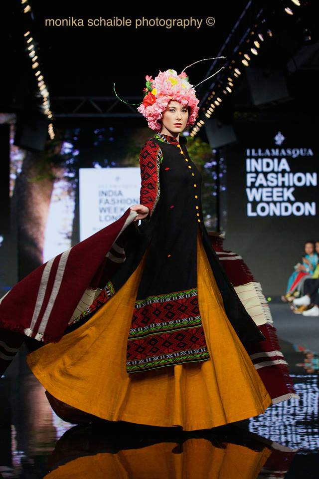 National Asian Wedding Show India Fashion Week London (36)