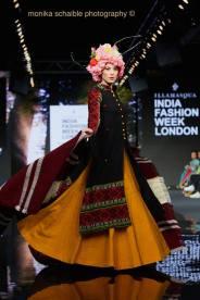 National Asian Wedding Show India Fashion Week London (36)