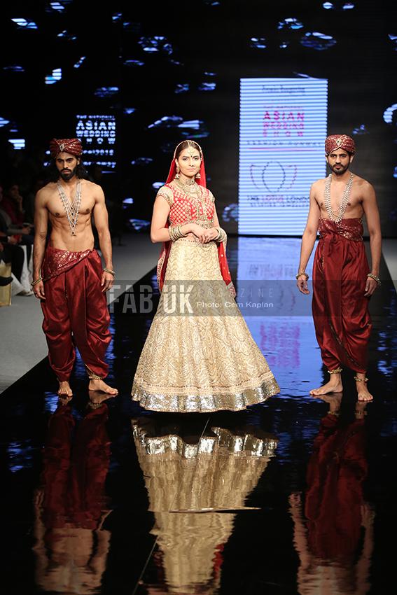 National Asian Wedding Show India Fashion Week London (42)