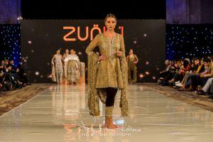 Zunn Catwalk At Pakistan Fashion Week London (10)