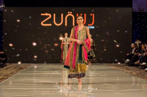 Zunn Catwalk At Pakistan Fashion Week London (16)