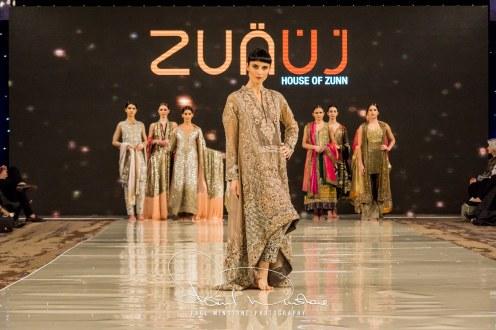 Zunn Catwalk At Pakistan Fashion Week London (22)
