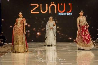 Zunn Catwalk At Pakistan Fashion Week London (9)
