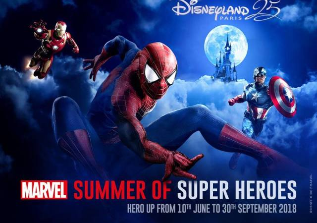 MARVEL SUMMER OF SUPER HEROES