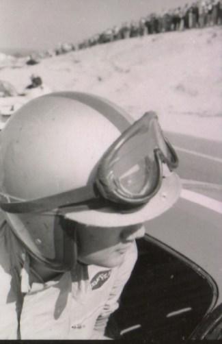 Pedro Rodriguez, Bridgehampton Car Race, Long Island, 1962