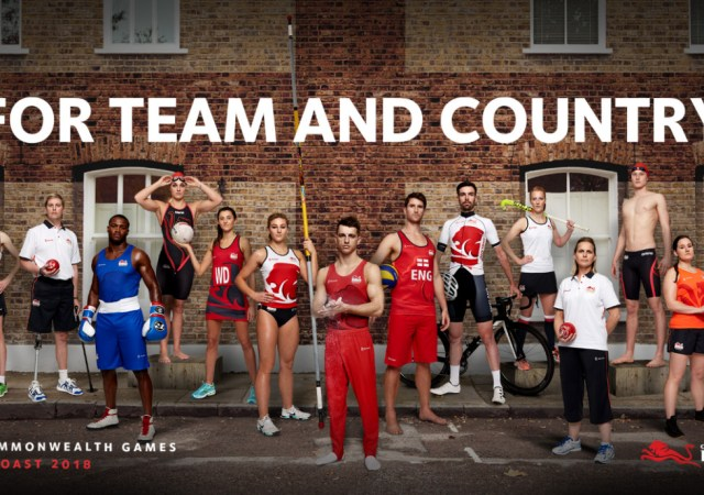 Team England Commonwealth Games