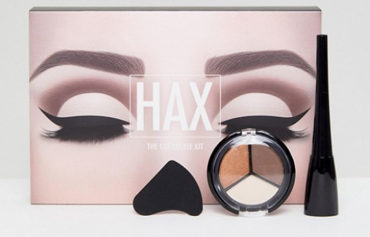 HAX Shimmer Cut Crease