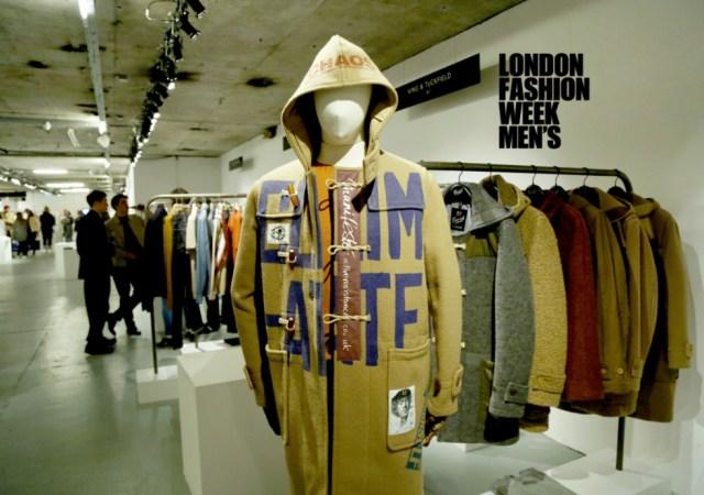 London Fashion Week Men's AW18