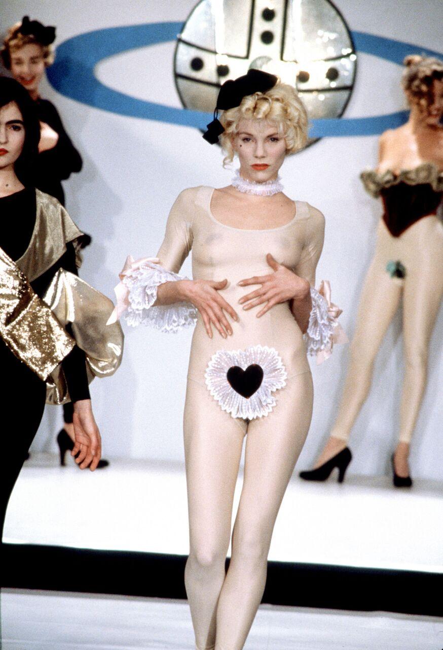 1989 Vivienne Westwood RTW FW89