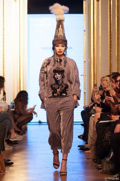 The Oriental Fashion Show