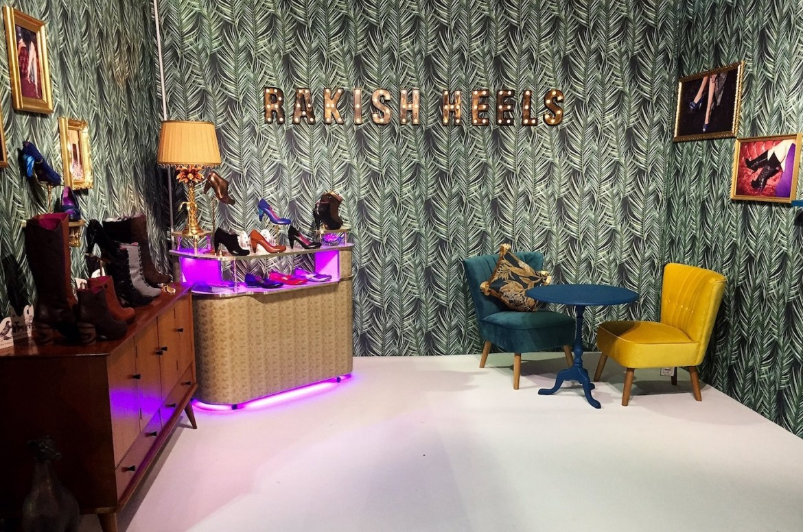 Rakish Heels Best In Show Winner