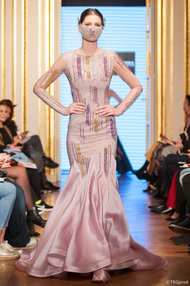 YES Couture at The Oriental Fashion Show