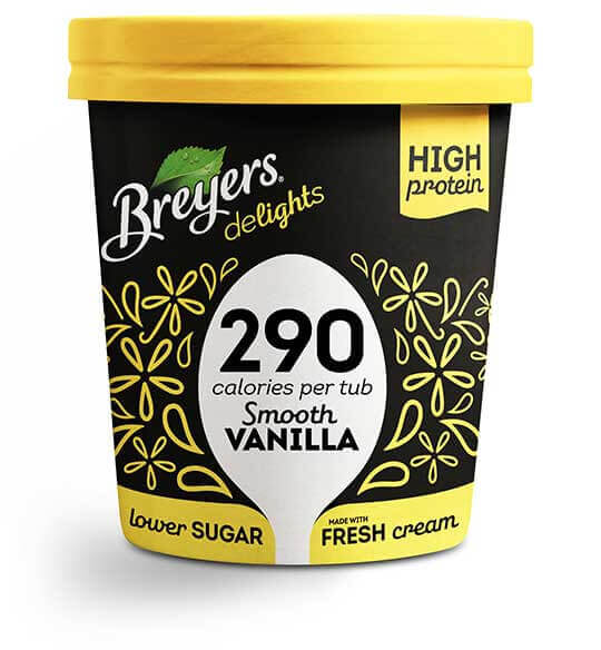 Breyers Delights Smooth VANILLA