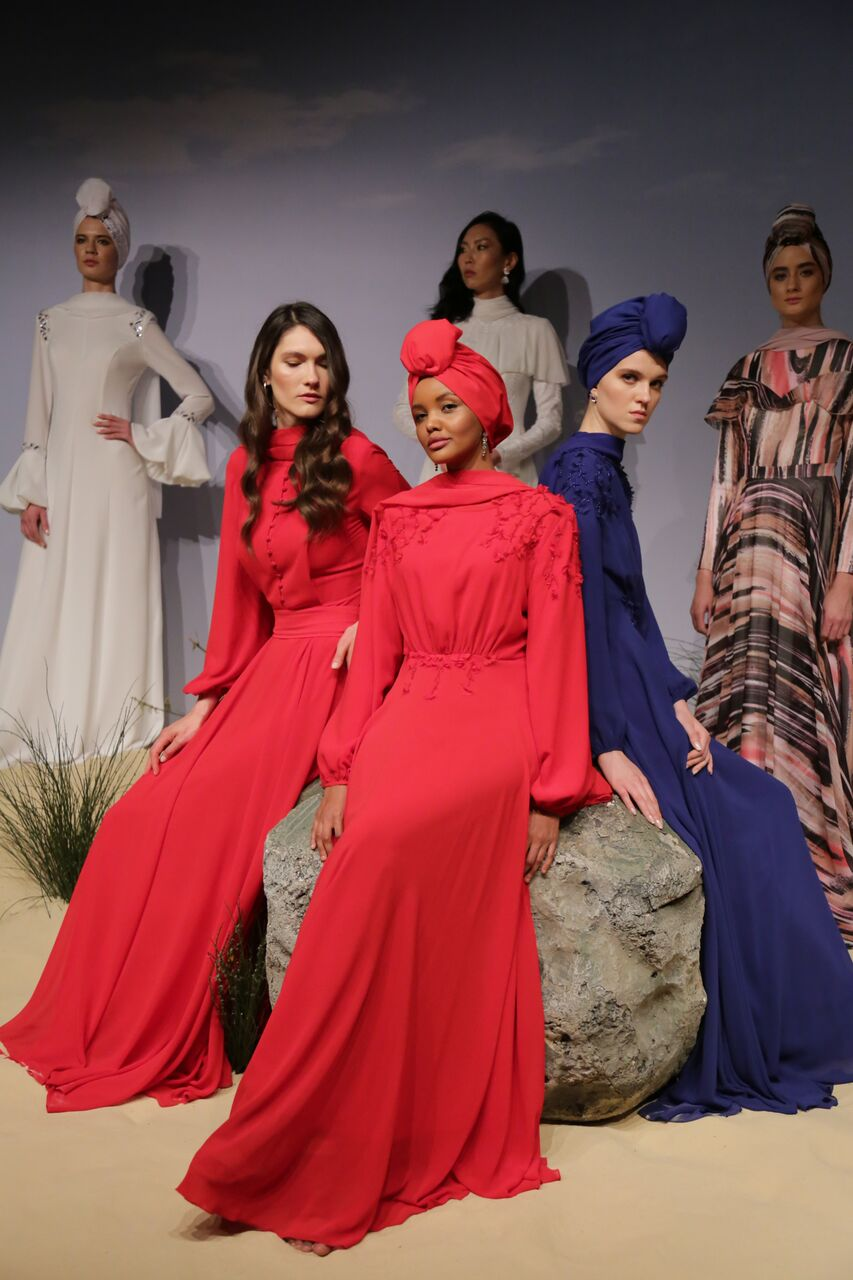 Halima Aden Desert Dream