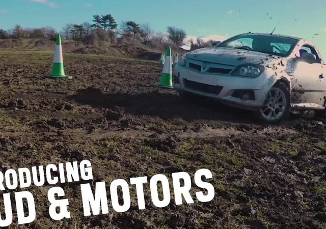 Mud & Motors Green Flag