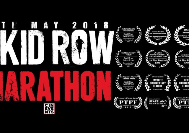 Skid Row Marathon Film
