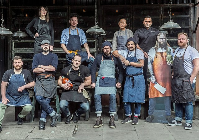 Tabasco global kitchen chefs