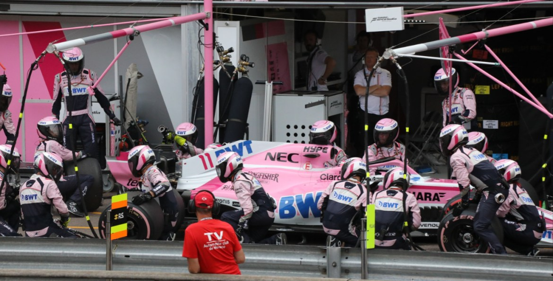 Formula 1 crown