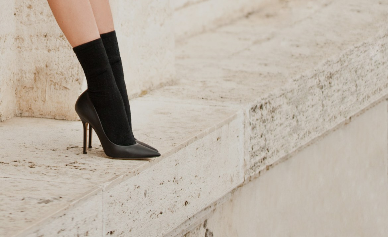 Nak luxury shoe