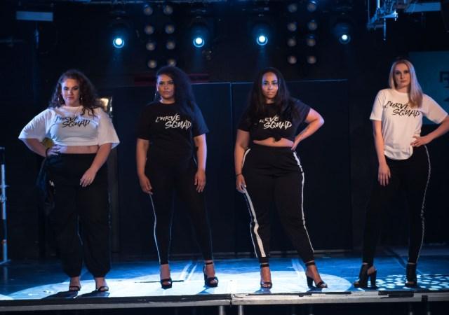 The curve squad (@officialcurvesquad) (photog tabz wilson)